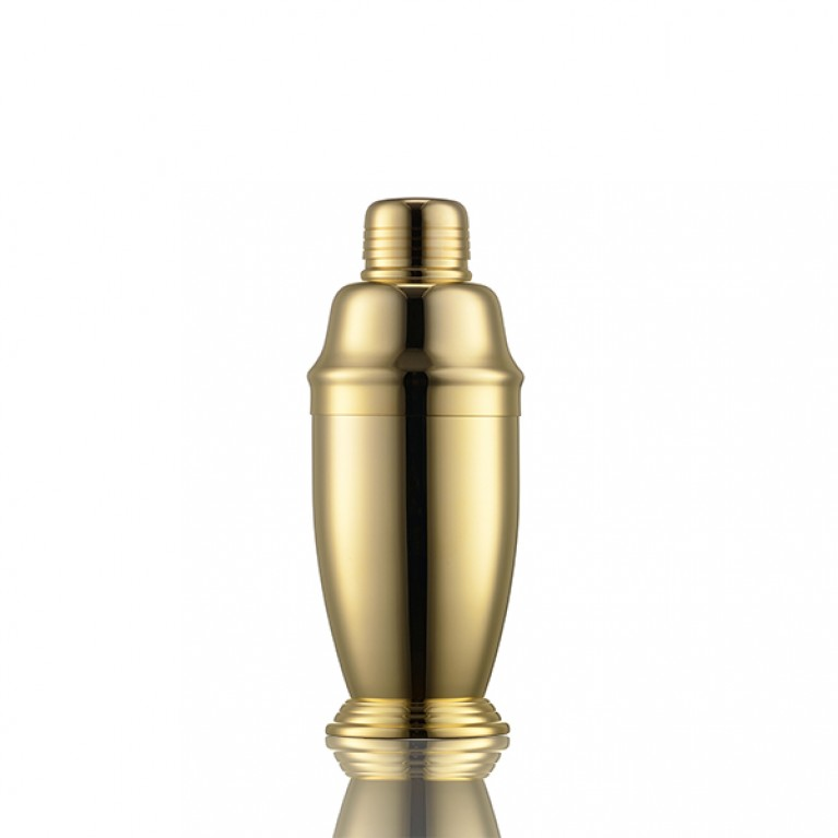 SW O-Type Shaker with pedestal Gold Plated [027G,028G]